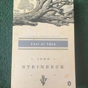 East of Eden novel!